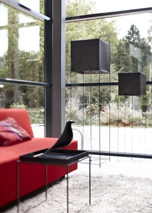 Vitra Eames House Bird kunst