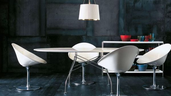 Kartell Glossy rond 130