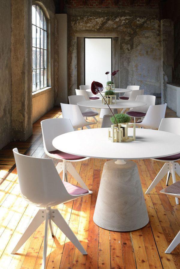 MDF Italia Rock Table tafel 100
