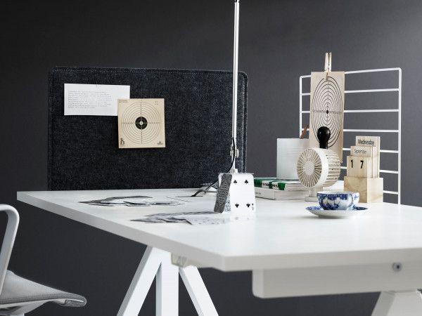 String Work Desk bureau (hoogte verstelbaar) 140x78