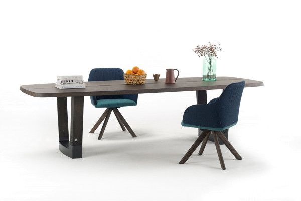 Arco Base Oval tafel 240x105