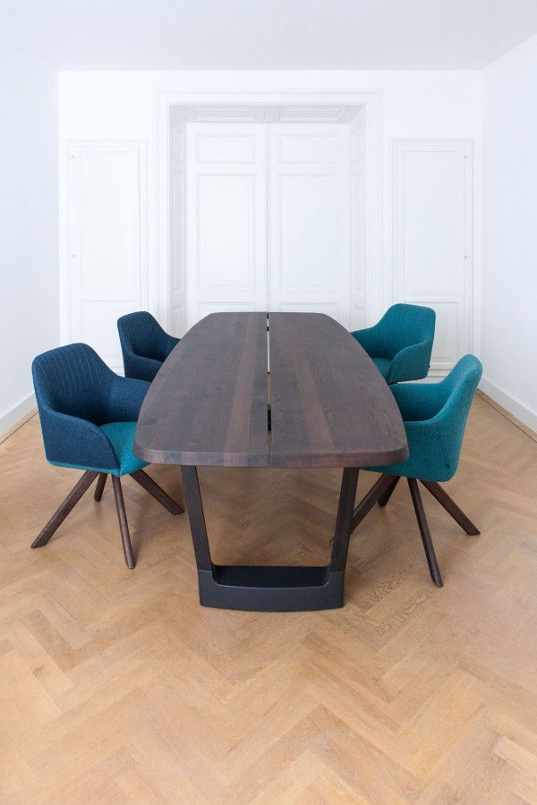 Arco Base Oval tafel 280x110