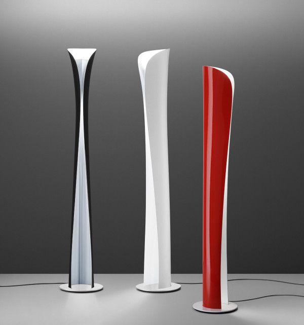 Artemide Cadmo vloerlamp LED 2700K - warm wit