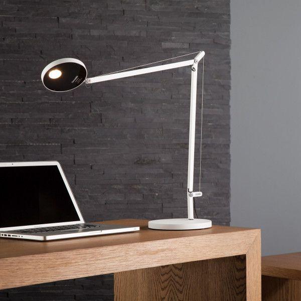 Artemide Demetra bureaulamp LED wit 2700K - warm wit