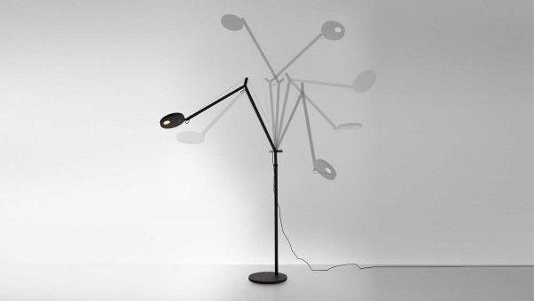 Artemide Demetra Terra vloerlamp LED wit 2700K - warm wit