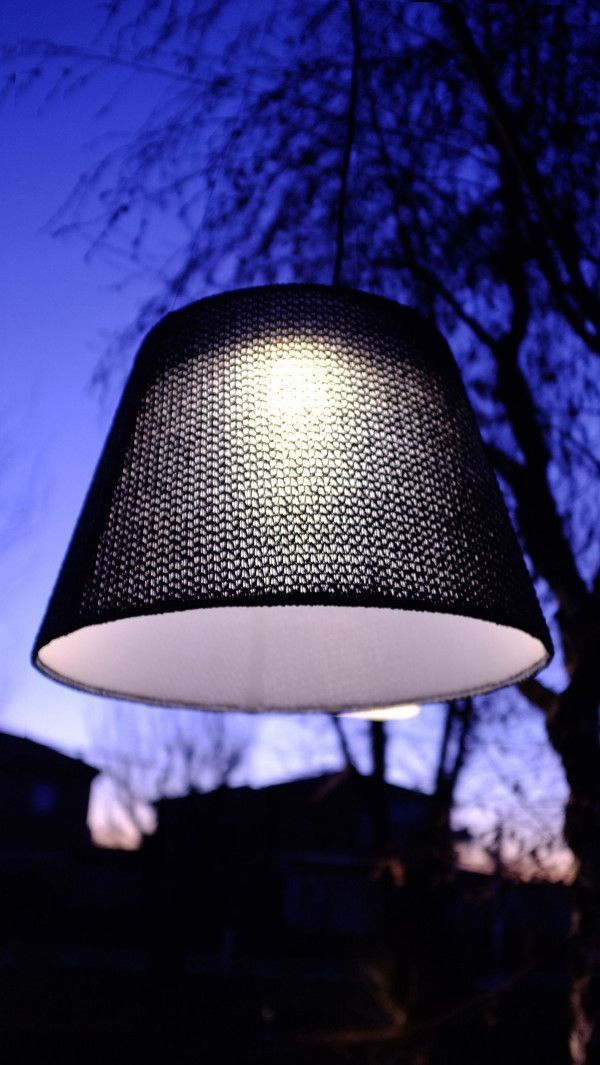 Artemide Tolomeo Paralume outdoor hanglamp LED