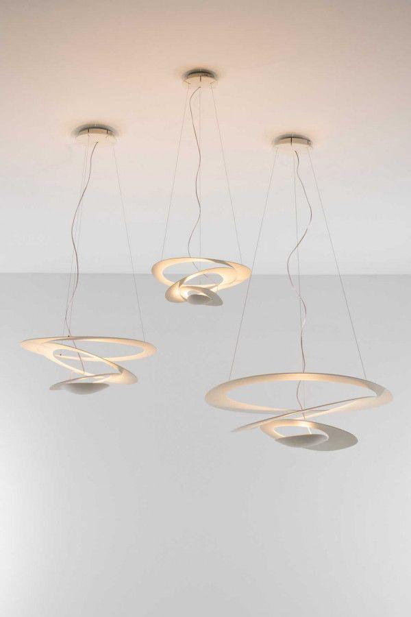 Artemide Pirce Mini Sospensione hanglamp LED 3000K - zacht wit