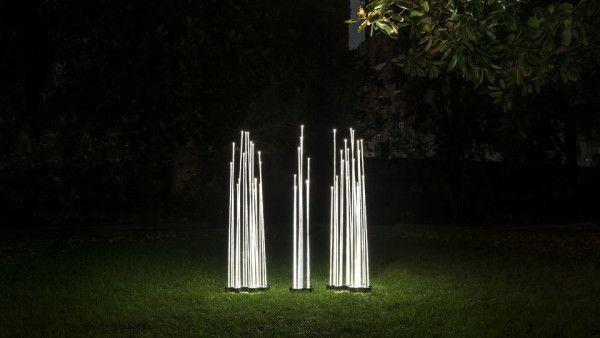 Artemide Reeds Single vloerlamp LED