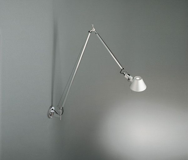 Artemide Tolomeo Braccio wandlamp LED met dimmer