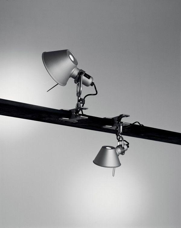 Artemide Tolomeo Pinza wandlamp