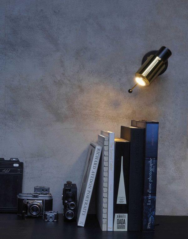 DCW éditions Biny Spot wandlamp