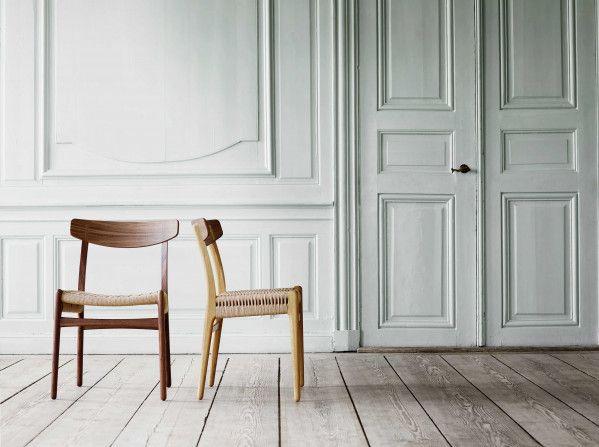 Carl Hansen & Son CH23 stoel