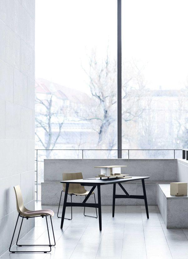 Carl Hansen & Son Preludia tafel 200x80