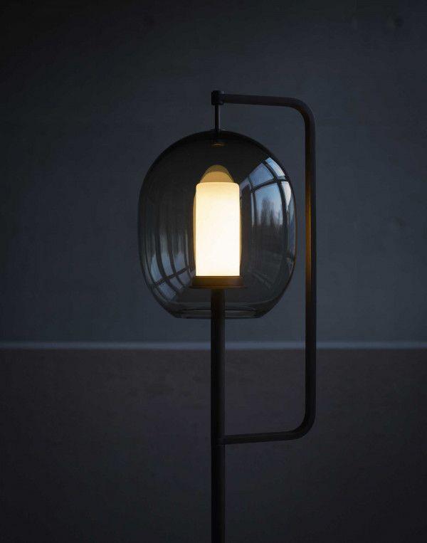 ClassiCon Lantern Medium vloerlamp LED