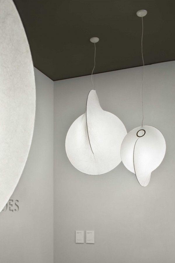 Flos Cocoon Overlap S2 100cm hanglamp