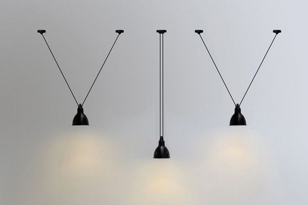 DCW éditions Les Acrobates de Gras N322 L hanglamp