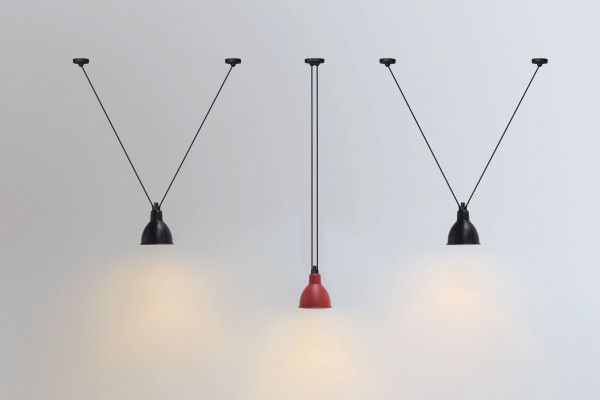 DCW éditions Les Acrobates de Gras N323 XL hanglamp