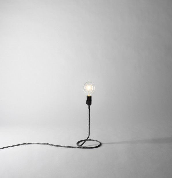 Design House Stockholm Cord Mini tafellamp