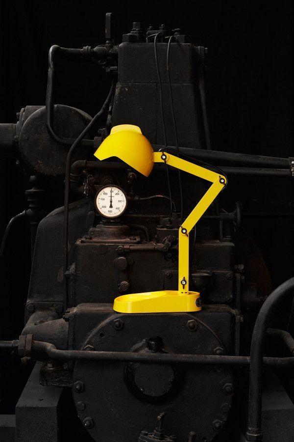 Diesel Duii bureaulamp