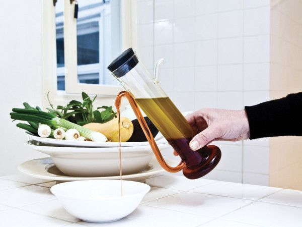 Droog Salad Sunrise olie- en azijnset