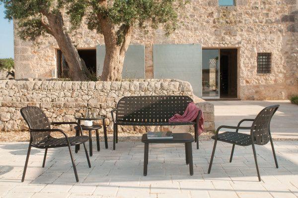 Emu Yard Coffee Table bijzettafel staal 50