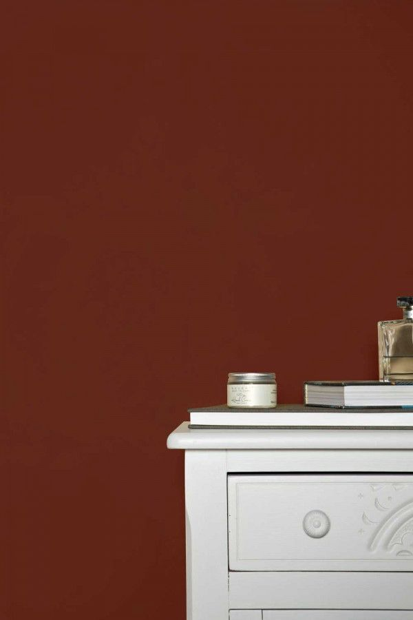 Farrow & Ball Hout- en metaalverf binnen Eating Room Red (43)