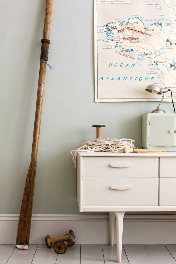 Farrow & Ball Hout- en metaalverf binnen Light Blue (22)