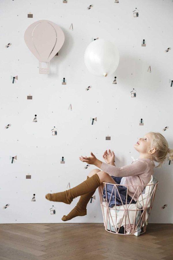 Ferm Living Air Balloon wandlamp