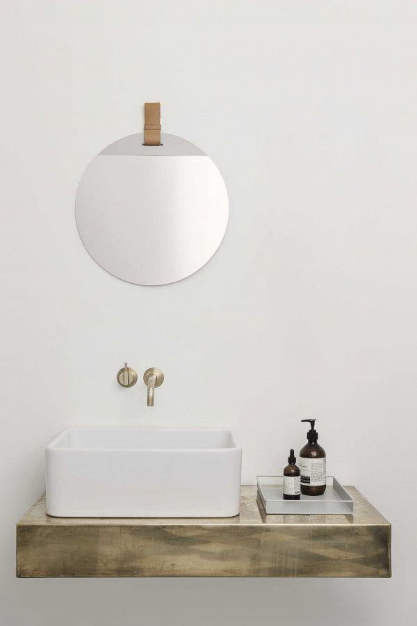 Ferm Living Enter spiegel small