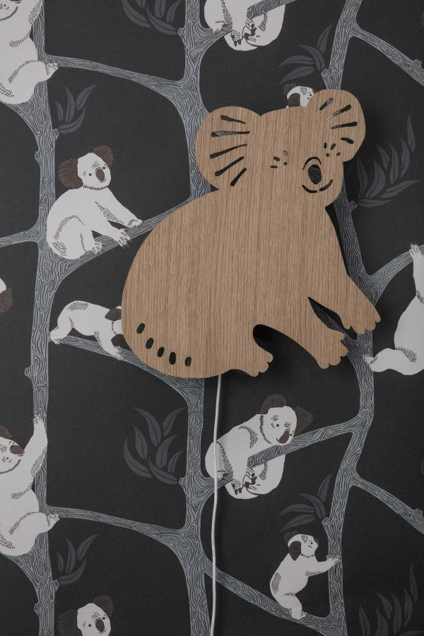 Ferm Living Koala wandlamp