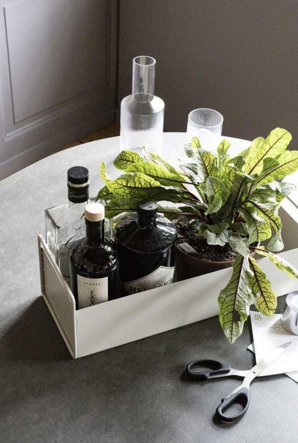 Ferm Living Plant Box plantenbak small