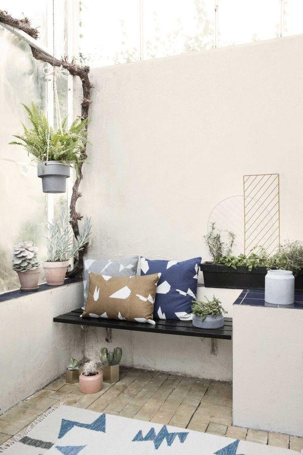 Ferm Living Plant Hanger plantenbak low