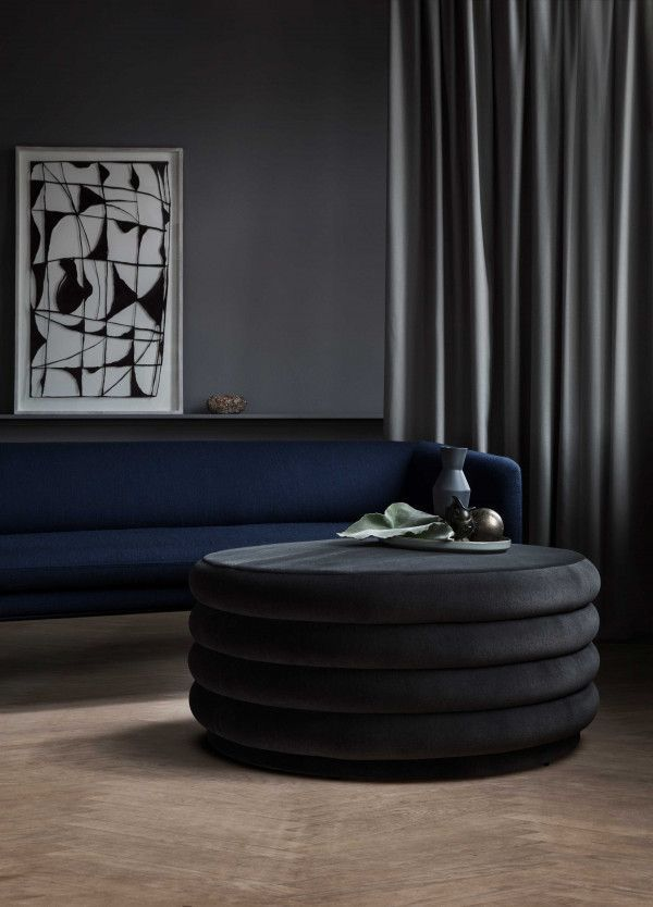 Ferm Living Turn Sofa bank Linen 3-zits