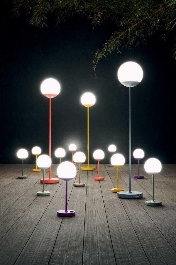 Fermob MOOON! tafellamp H40 LED