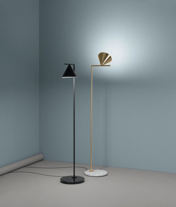 Flos Captain Flint vloerlamp LED