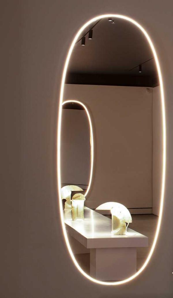 Flos La Plus Belle spiegel met LED verlichting