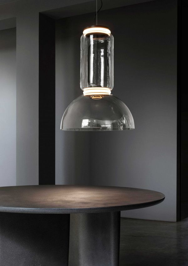 Flos Noctambule 1 Low cylinder en cone hanglamp LED