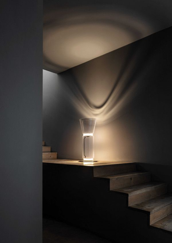 Flos Noctambule 1 high cylinder en cone vloerlamp LED