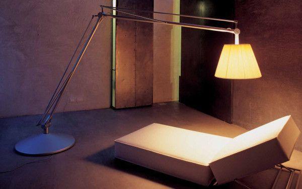 Flos Superarchimoon vloerlamp
