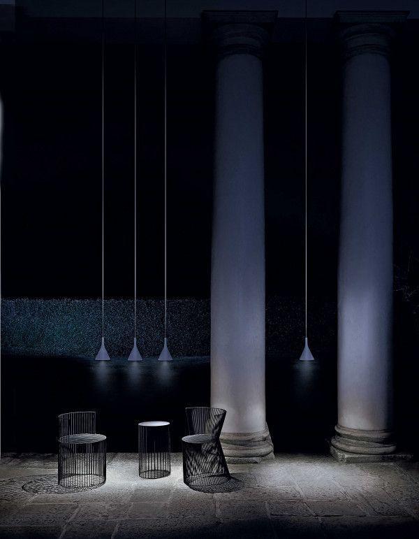 Foscarini Aplomb hanglamp outdoor LED