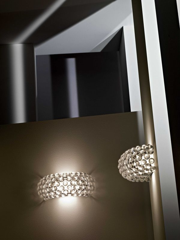 Foscarini Caboche piccola MyLight wandlamp LED dimbaar Bluetooth
