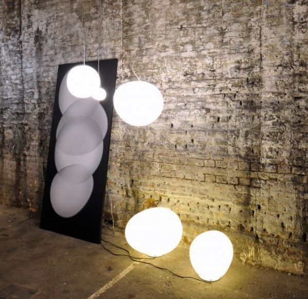 Foscarini Gregg Medium hanglamp LED niet dimbaar