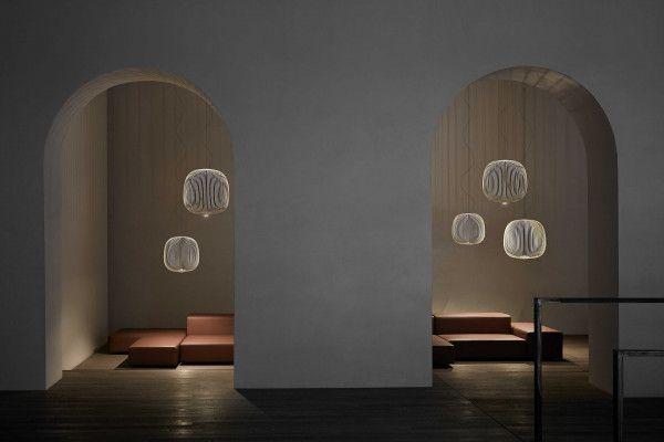 Foscarini Spokes 2 Midi hanglamp LED