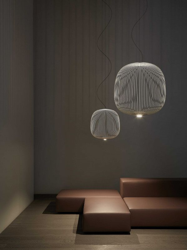 Foscarini Spokes 2 MyLight hanglamp LED dimbaar Bluetooth