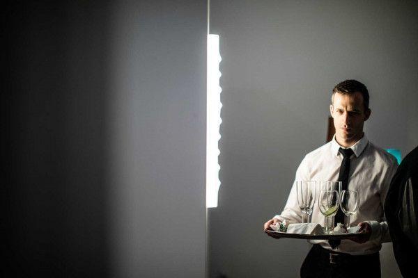 Foscarini Superficie MyLight wandlamp LED dimbaar Bluetooth