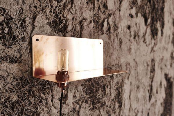 Frama 90 Degrees wandlamp