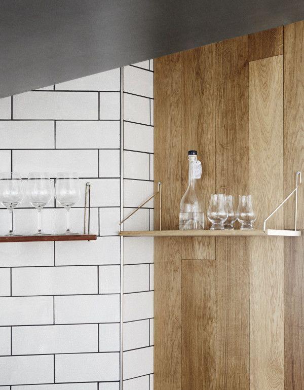 Frama Shelf wandplank 60x27