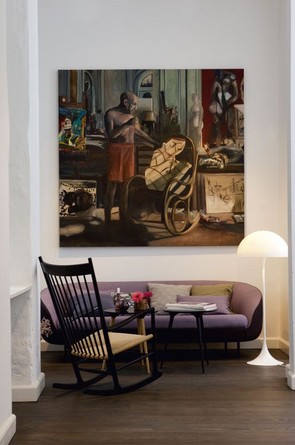 Normann Copenhagen Tablo salontafel small 50
