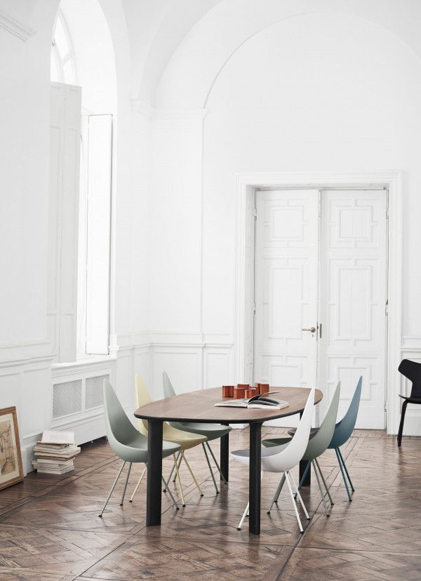 Fritz Hansen Analog JH63 tafel 185x105