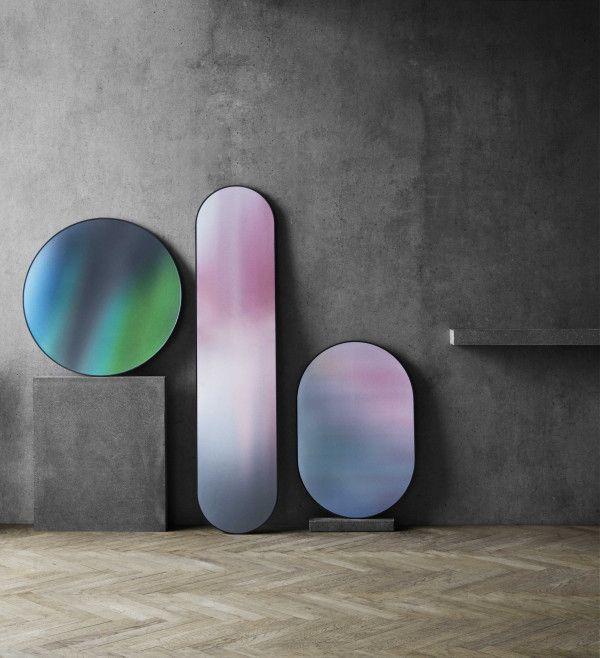 Fritz Hansen Studio Roso spiegel oval